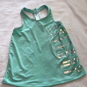 Justice girls size 6 tank top